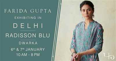Farida Gupta Delhi Exhibition Dwarka