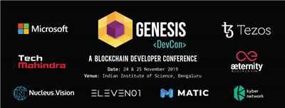 Genesis DevCon A Blockchain Technology Conference