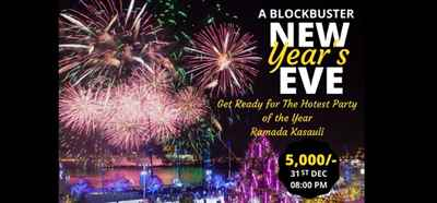 kasauli New Year Eve Party Packages