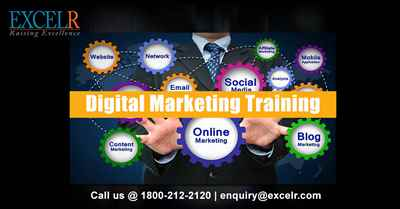 ExcelR Digital Marketing Course Training in Bangalore