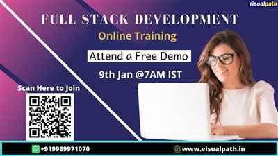 Full Stack Online Training