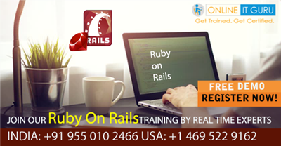 Ruby On Rails Online Course Free Demo