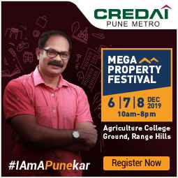 The Biggest Official Property Exhibition 2019 Credai Pune