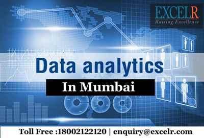 Data Analytics courses in Mumbai