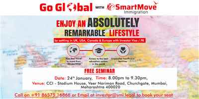 Go Global WITH SmartMove Immigration