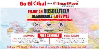 Go Global with SmartMove Immigration