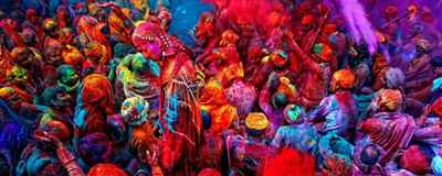 Holi parties in Mumbai 2020 Events
