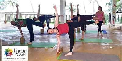 100 hour Yoga TTC Yoga Training Course in Goa India