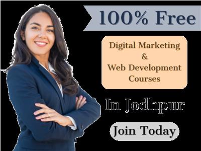 Free Digital Marketing Web Development Course