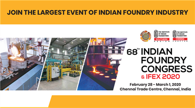 68th Indian Foundry Congress IFEX