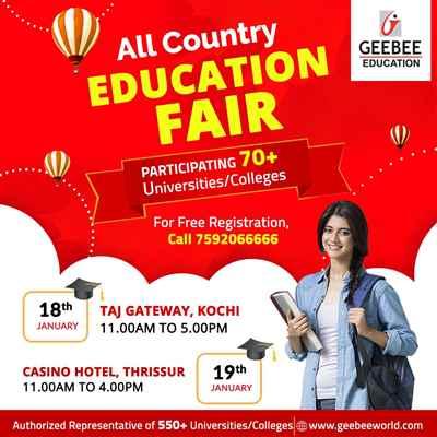 All Country Education Fair