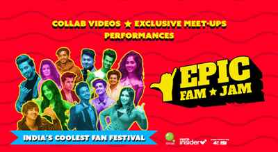 Epic Fam Jam Mumbai LIVE CONCERT MEET UP