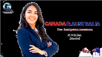Free Canada Australia Immigration Assessment Mumbai 21 22 Feb
