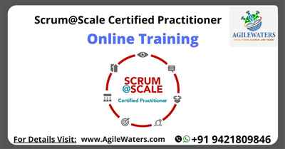 Scrum Scale Certified Practitioner Online Training