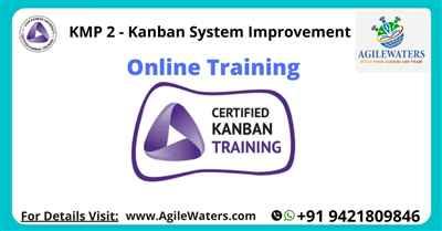 KMP 2 Kanban System Improvement Online Class