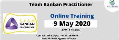Team Kanban Practitioner TKP Online Training