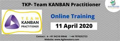 Online Training TKP Team kanban Practitioner