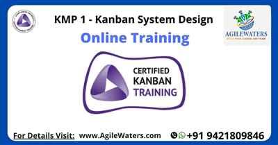 KMP1 Kanban System Design Online WorkShop