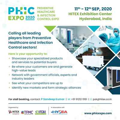 Welcome To Preventive Healthcare Infection Control Expo