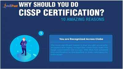 Enroll Yourself For CISSP Training With Intellipaat Now