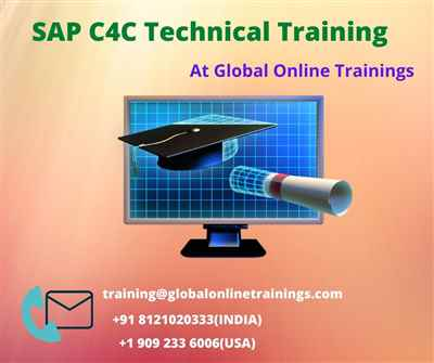 SAP C4C Technical Training Best SAP C4C Technical Online Training