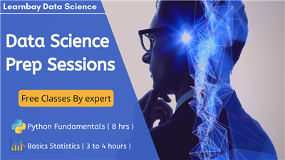 Free Data Science Preparatory Session By Expert Learnbay