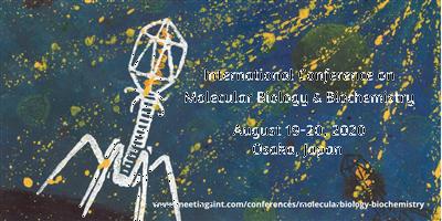 8th International Conference on Molecular Biology Biochemistry