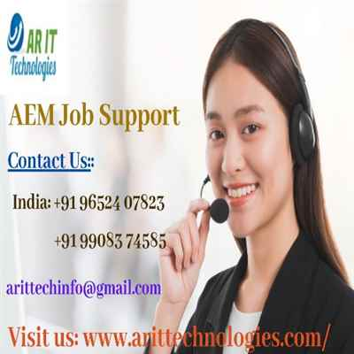 AEM Job Support AEM Online Job Support AR IT