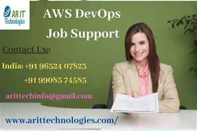 AWS DevOps Job Support AWS DevOps Online Job Support