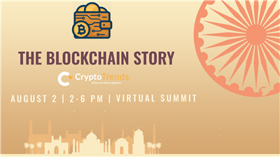 The Blockchain Story Make In India