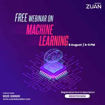 FREE Webinar Machine Learning Overview