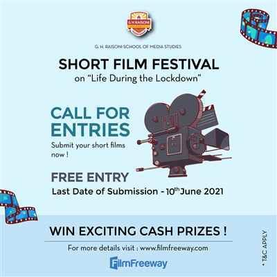 Short Film Festival Life During Lockdown