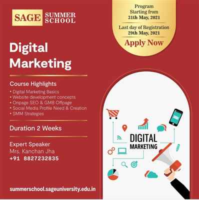 2 Weeks Digital Marketing Fundamental Workshop Online