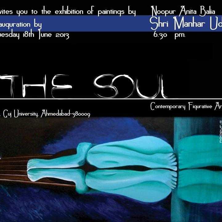 The Soul by Noopur Anita Balia
