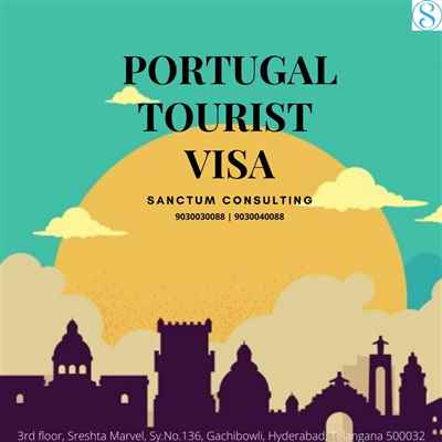 Get Portugal Tourist Visa Services from Sanctum