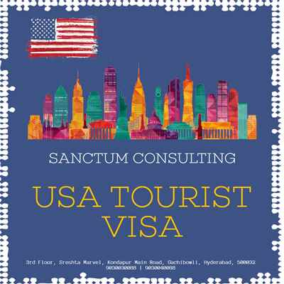 Apply for USA Tourist Visa – Contact Sanctum Consulting