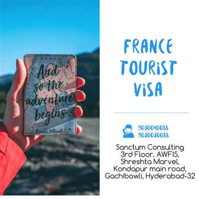 Avail France Visa Services from Sanctum