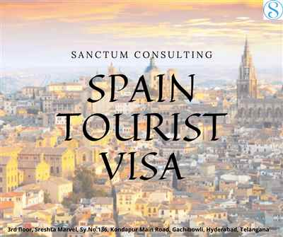 Spain Tourist Visa Services Available at Discounted Rates
