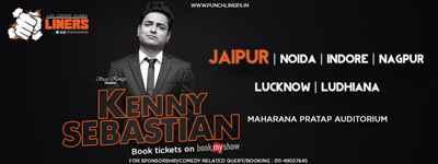 Standup Comedy Show ft Kenny Sebastian in Jaipur