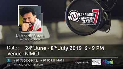 RJ Training Workshop Season 7