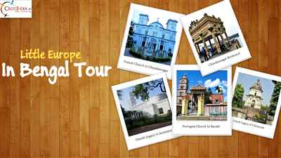 Little Europe In Bengal Tour