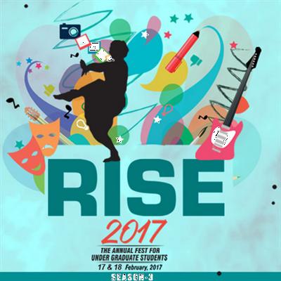 IPERUG RISE Season 3 - Annual Fest for UnderGraduate Students of Bhopal