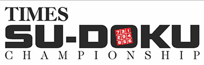 Prove your mettle at the 12th edition of the Times Sudoku Championship