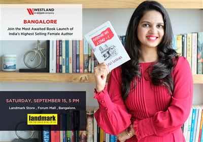 Savi Sharma to launch her most awaited book 'Everyone Has A Story 2' in Bengaluru