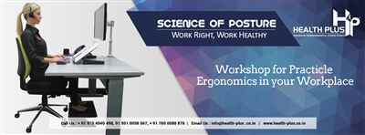 Ergonomics Workshop Learn the Science of Posture
