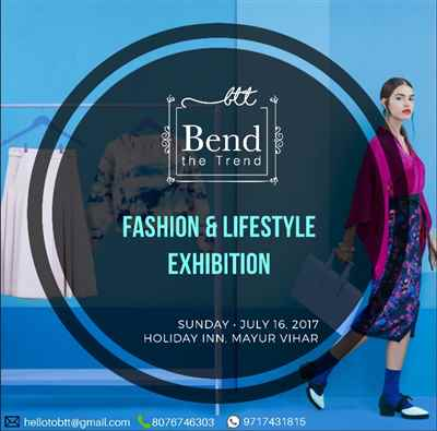 Bend the Trend Fashion and Lifestyle Exhibition