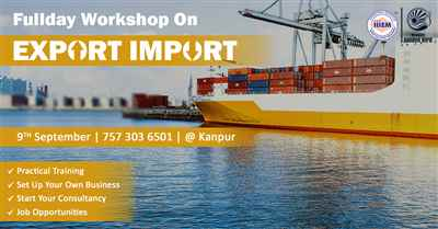 Workshop on How to Start Your Export Business