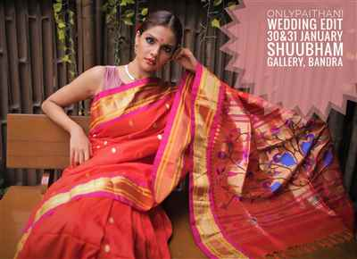 OnlyPaithani Wedding Edit Sarees Dupattas Blouses