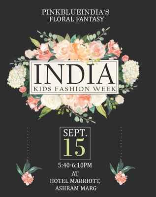 Kids Celebrity Designer Aastha to showcase her collection at India Kids Fashion Week in Jaipur
