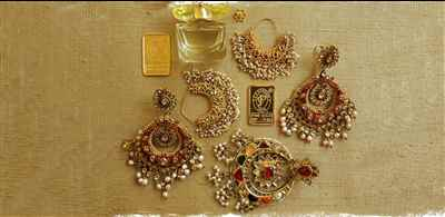 A one of a kind TREASURE TROVE of Designer Jewellery in Ahmedabad